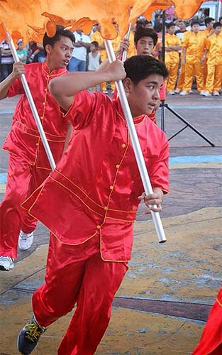 Naga City Chinese New Year celebrations