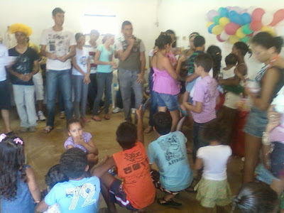 JM de Patos/PB participa de ação solidária no Dia das Crianças