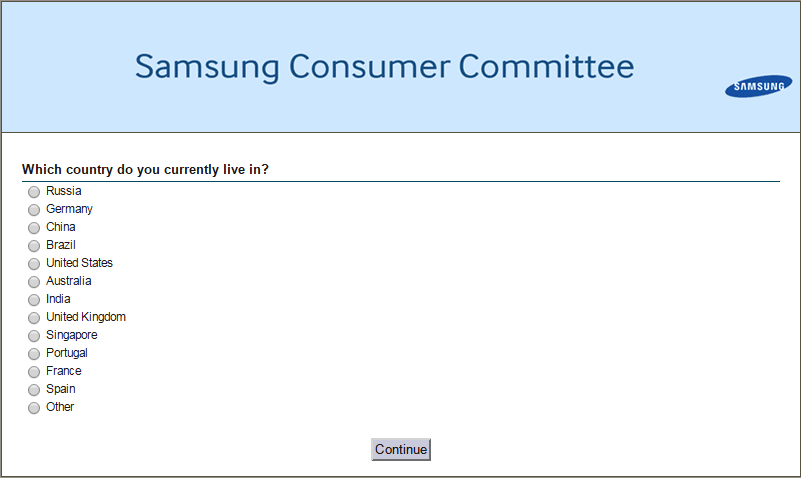 Consumer electronics survey | Toluna surveys