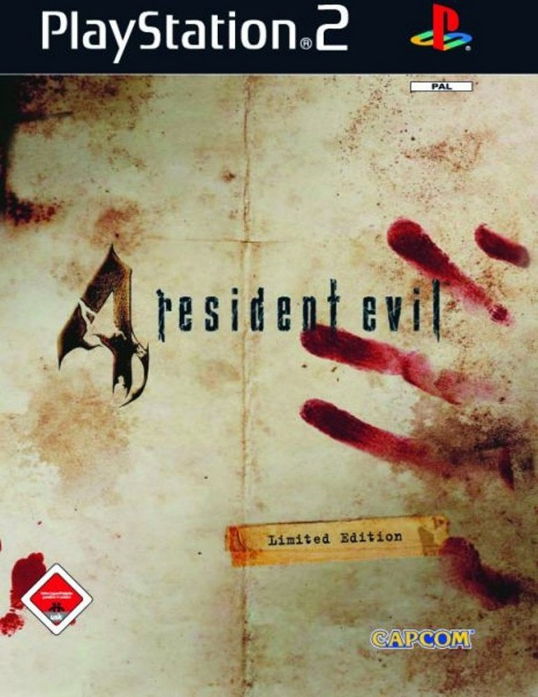 Resident Evil 4:Cheat Edition PT-BR PS2 Torrent - BAIXAR ...