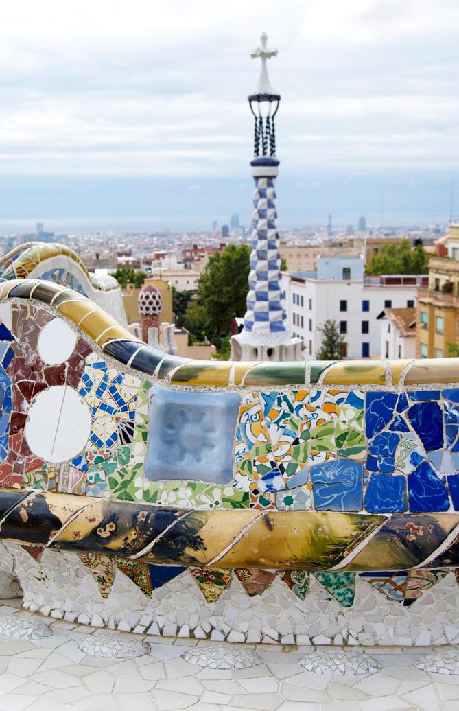 Barcelona Sightseeing Guide