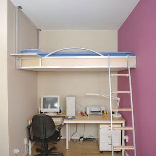 Design Ruang Kerja Minimalis