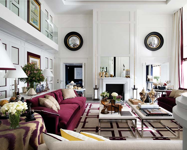 Nice Pablo Paniagua Design Living Room Via Belle Vivir Interior Design Blog