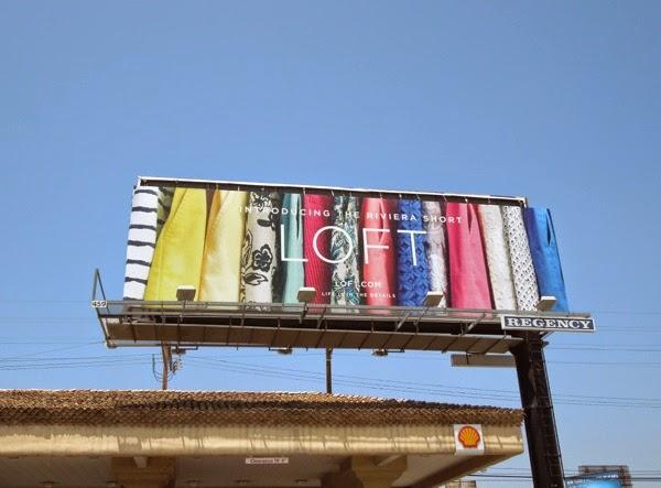 Loft Riviera Short 2014 billboard