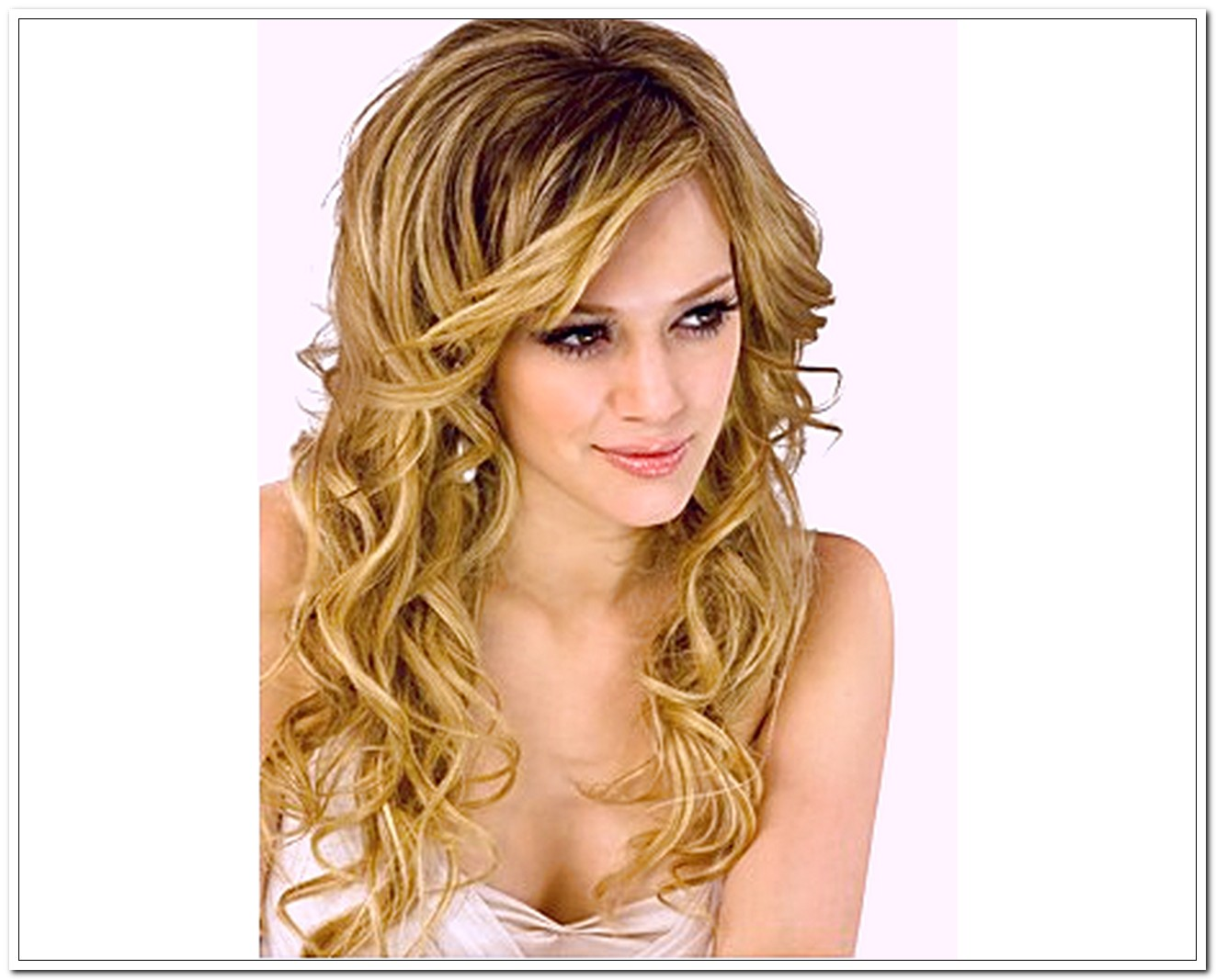 Easy Hairstyles For Curly Hair Haircuts