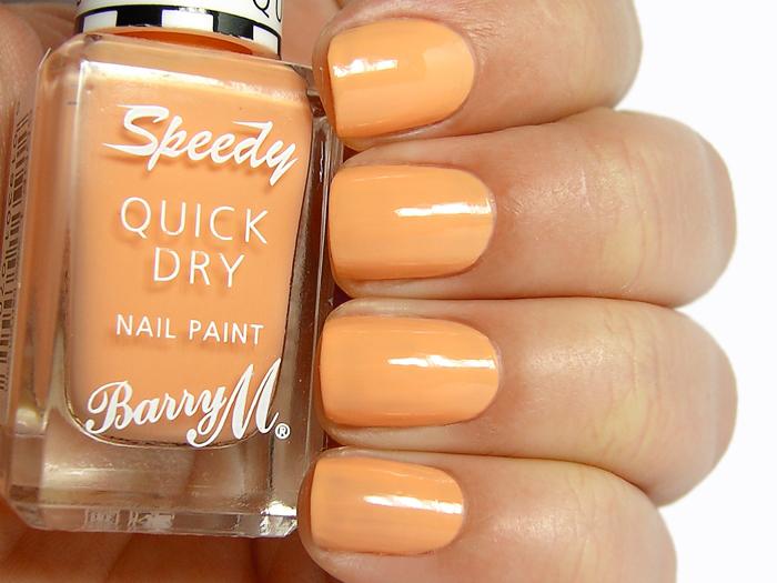 Barry M Speedy Nail Paint - Full Throttle