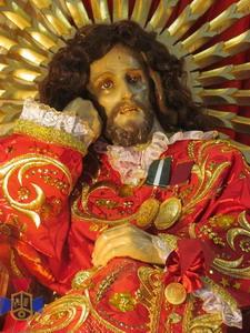 II Domingo de Junio - Señor de la Paciencia - Templo San Lazaro