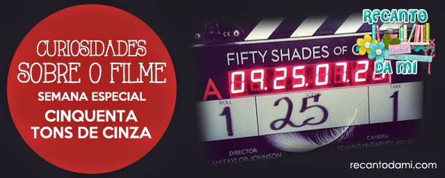 Curiosidades sobre o filme Cinquenta Tons de Cinza