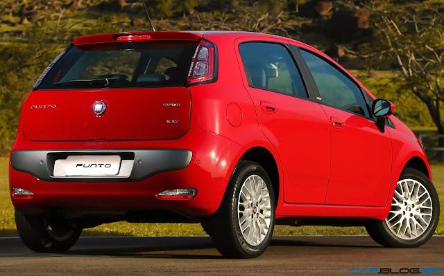 Fiat Punto Essence 1.6 16V 2013