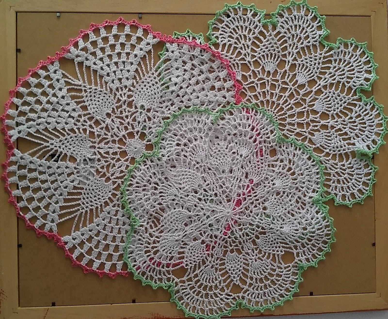 Crochet & Knitting: Doilies