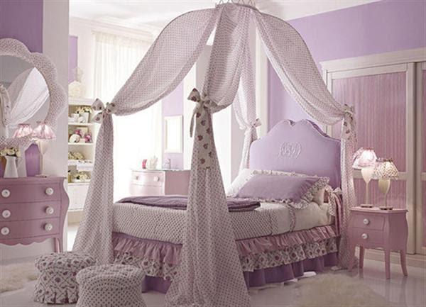 Luxury Bedroom Design Luxury bedroom interior design pink