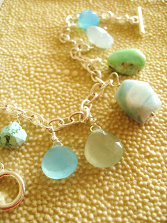 http://www.etsy.com/listing/75632417/blue-multi-gemstone-bracelet-turquoise