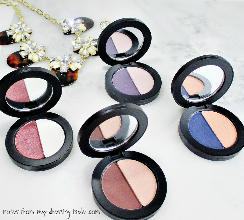 Youngblood Perfect Pair Mineral Eye Shadow Duos Product Details notesfrommydressingtable.com