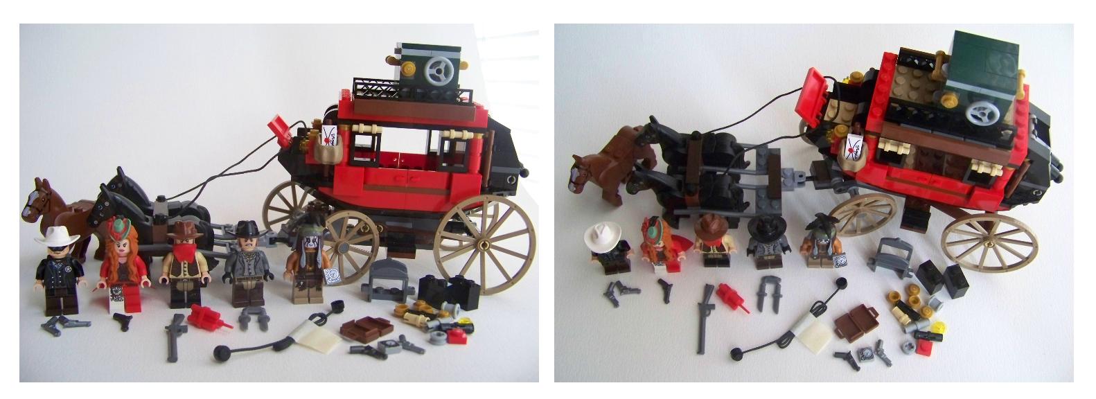 Stagecoach Escape | LEGO Shop