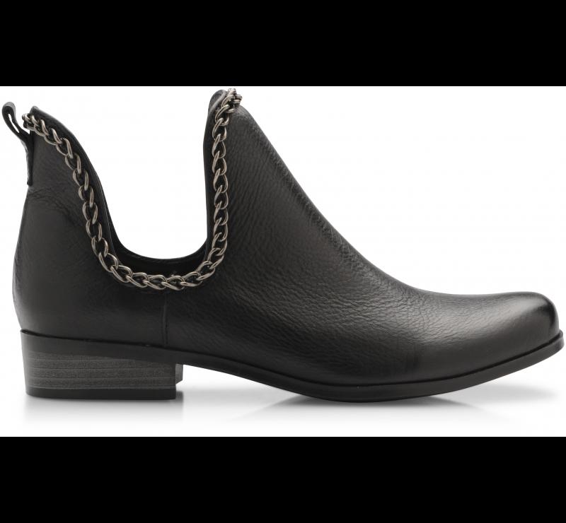 Bianco Chain Boot