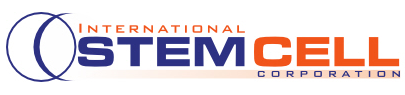 international stem cell logo