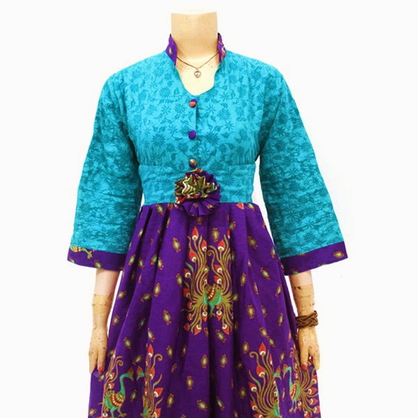 Busana Muslim Batik