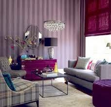 Gambar Ruangan Sempit Mungil Desain Minimalis Ungu