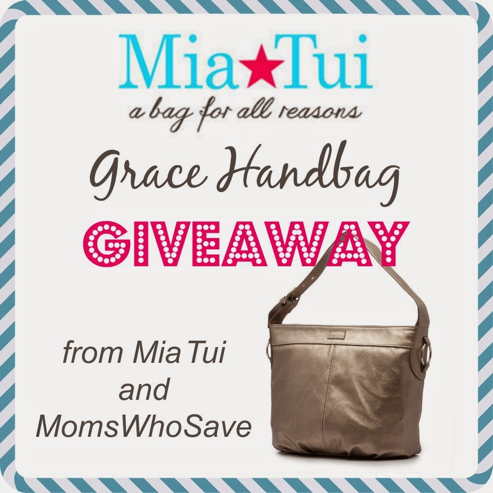Mia Tui -- a Bag for All Reasons Review and Giveaway PLUS a Discount!