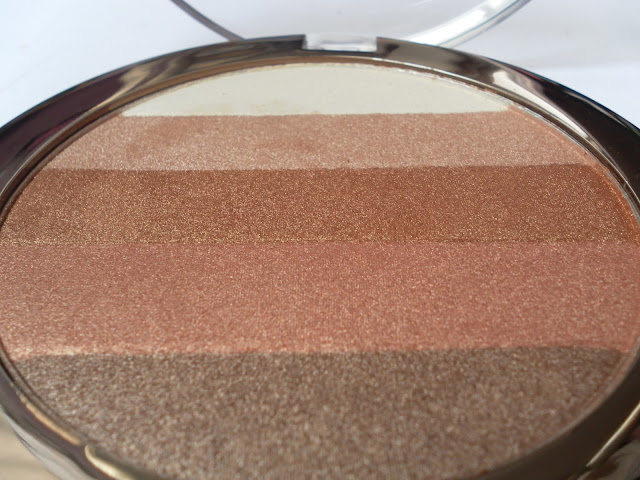 A picture of Sunkissed Bronzing Glimmer Compact