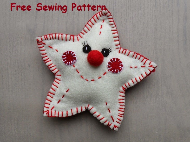 Custom Golf headcovers and puppets : Free Sewing pattern - Christmas ...