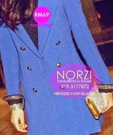 NBH0250 FATIN BLAZER