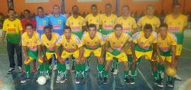 Canário Esporte Clube no futsal 2014