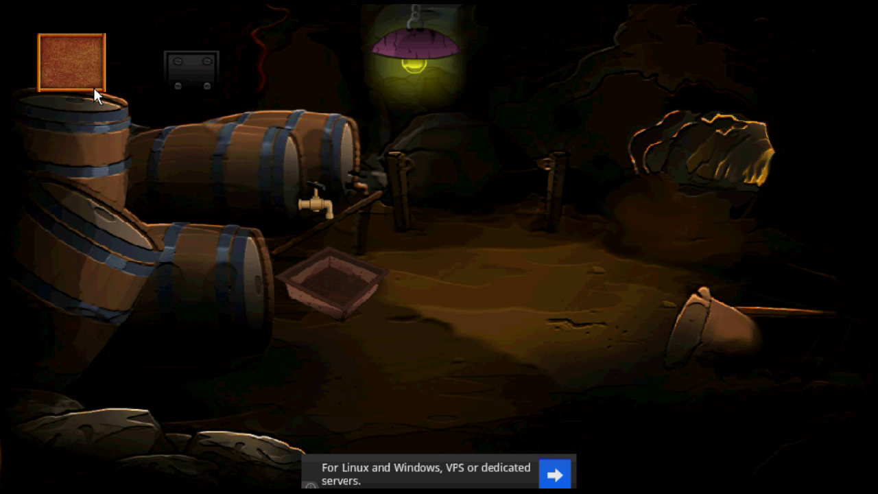 Escape Games Dark Cave Escape Android App Walkthrough