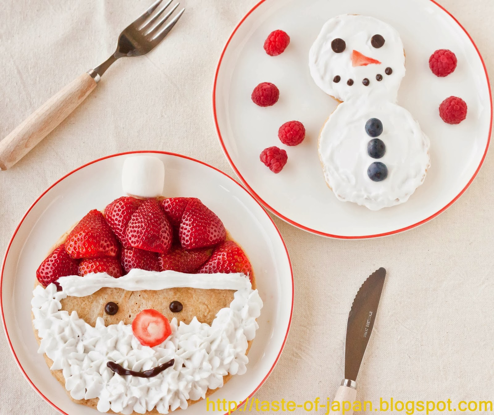Spice up your life with a taste of japan santa claus and for X mas decorations for kids