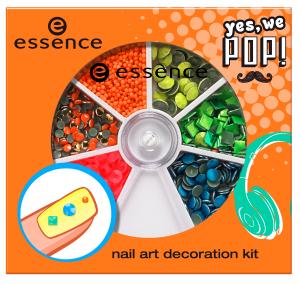 essence yes, we POP! – nail art decoration kit