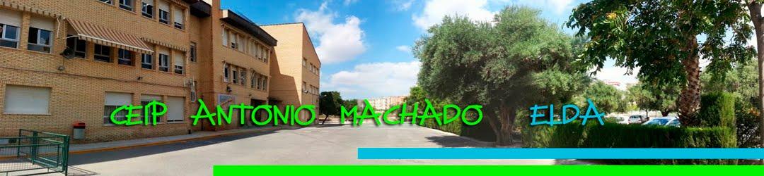 CEIP ANTONIO MACHADO ELDA