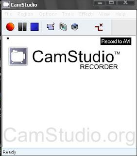 Camstudio Screen Recorder, Bisa Dipakai Untuk Merekam  Layar