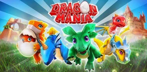 Game Dragon Mania V4.0.0 Mod Apk