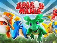 Download Game Dragon Mania V4.0.0 Mod Apk (Unlimited Coins & Gems)