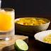 Mango Tanqueray Rangpur cocktail