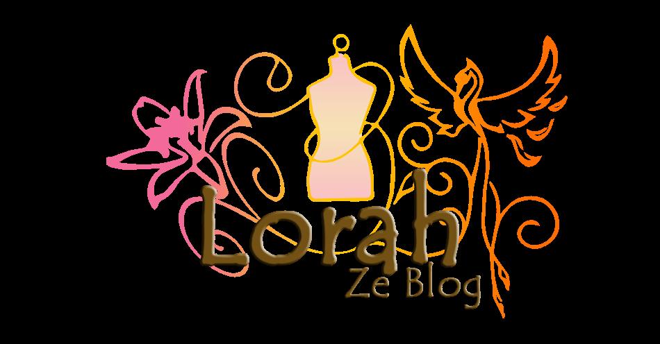 Lorah, Ze Blog