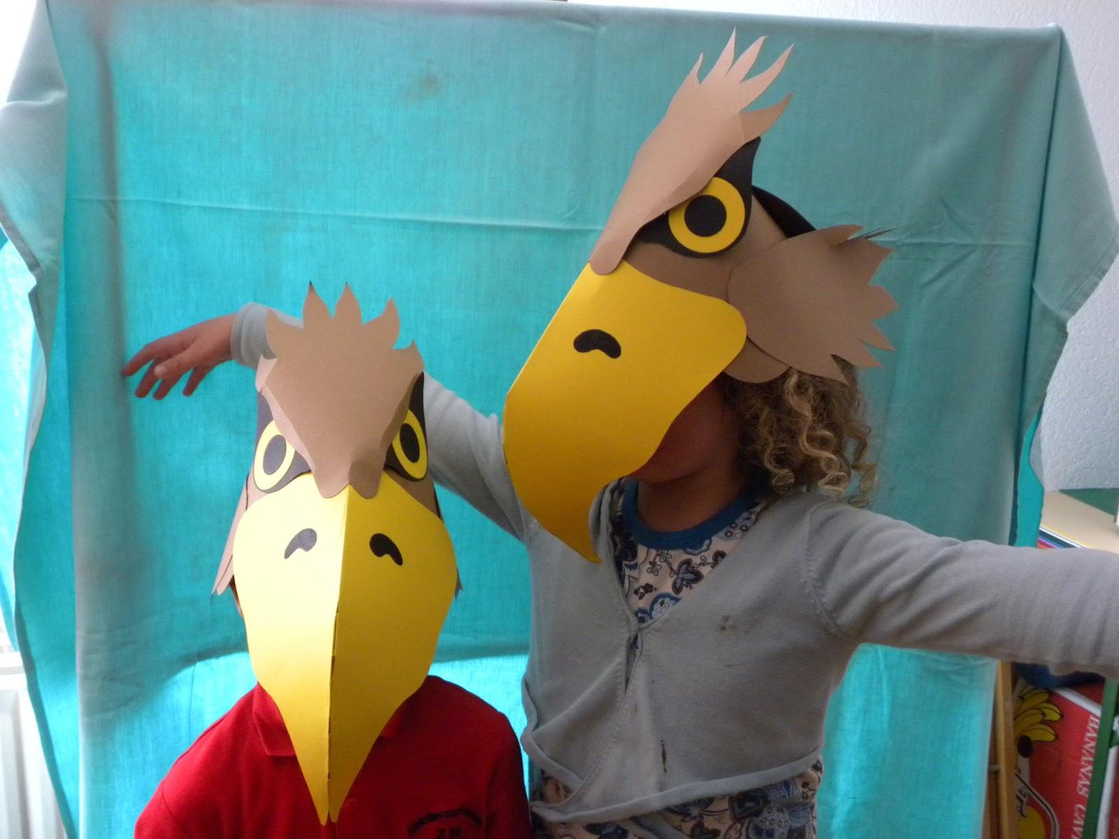 Mit Freude gemacht: Masken Teil 2