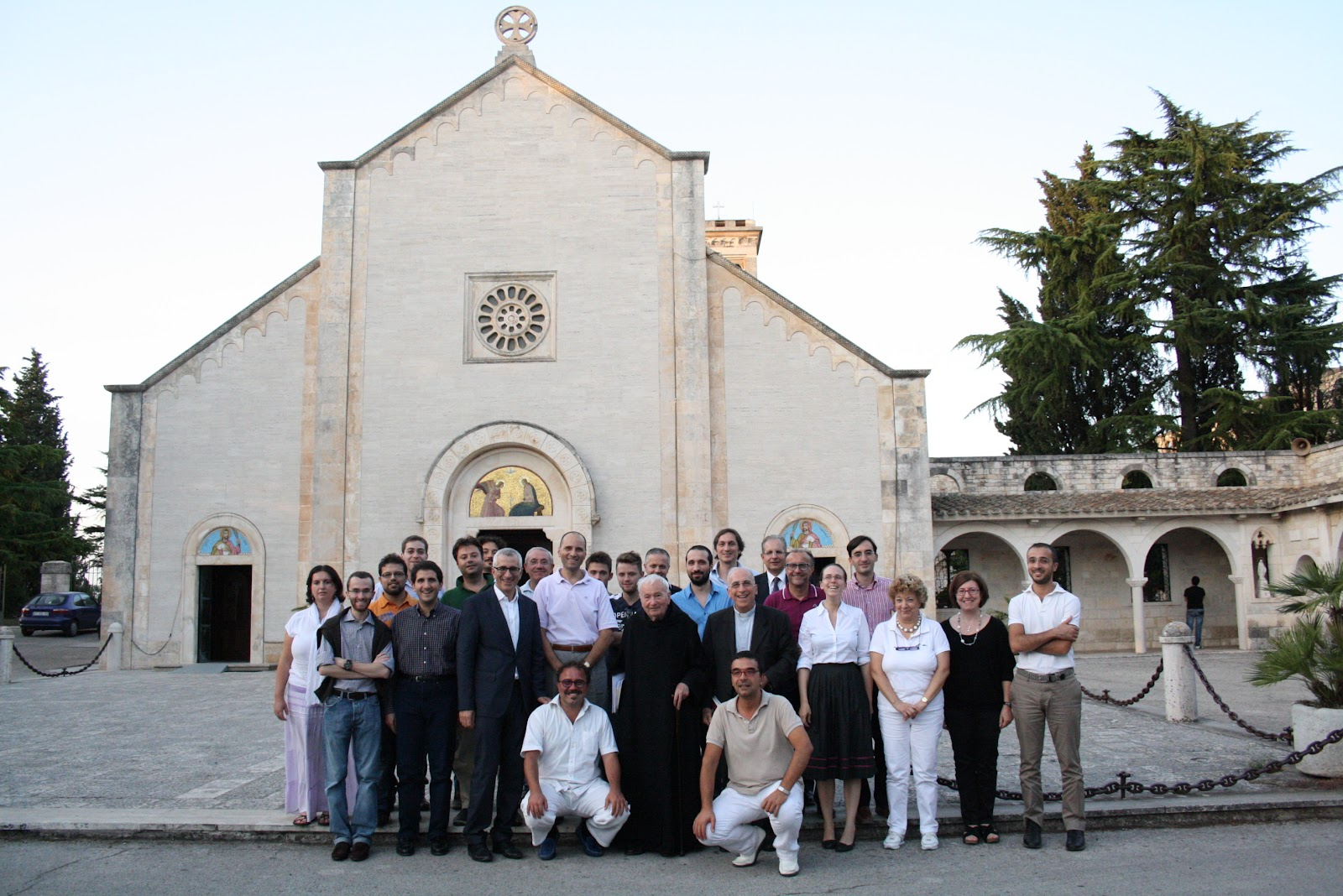 L'atto costitutivo della Scuola Ecclesia Mater