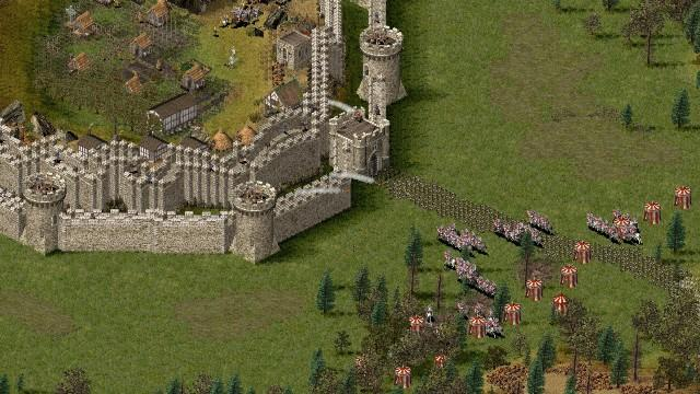 Stronghold 1 Free Download PC Games