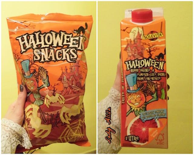 Halloween juice