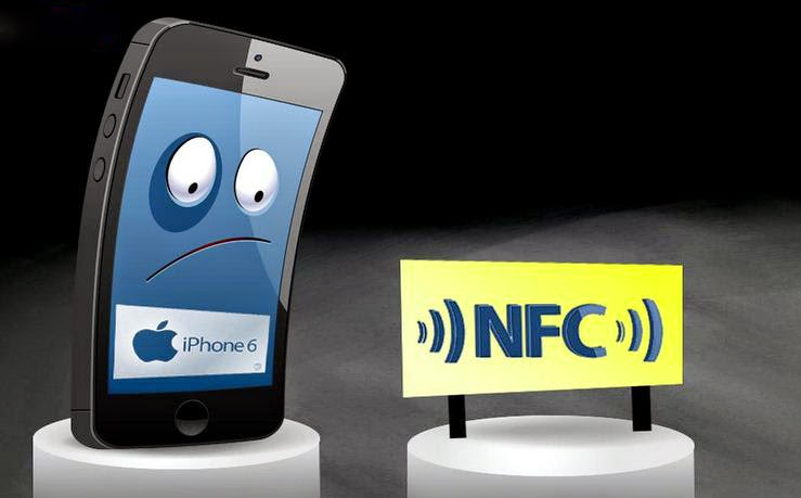 iphone 6 nfc pay