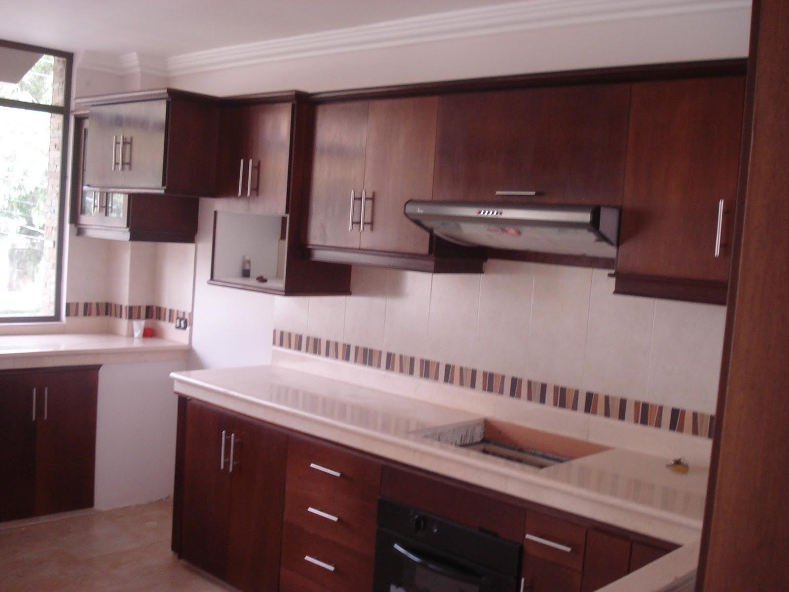 Sociedad decorativa en maderas muebles para su hogar for Accesorios muebles de cocina