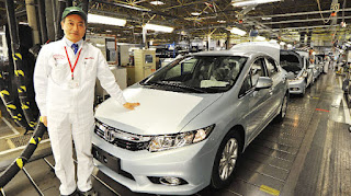 Otomotiv Teşvik Honda