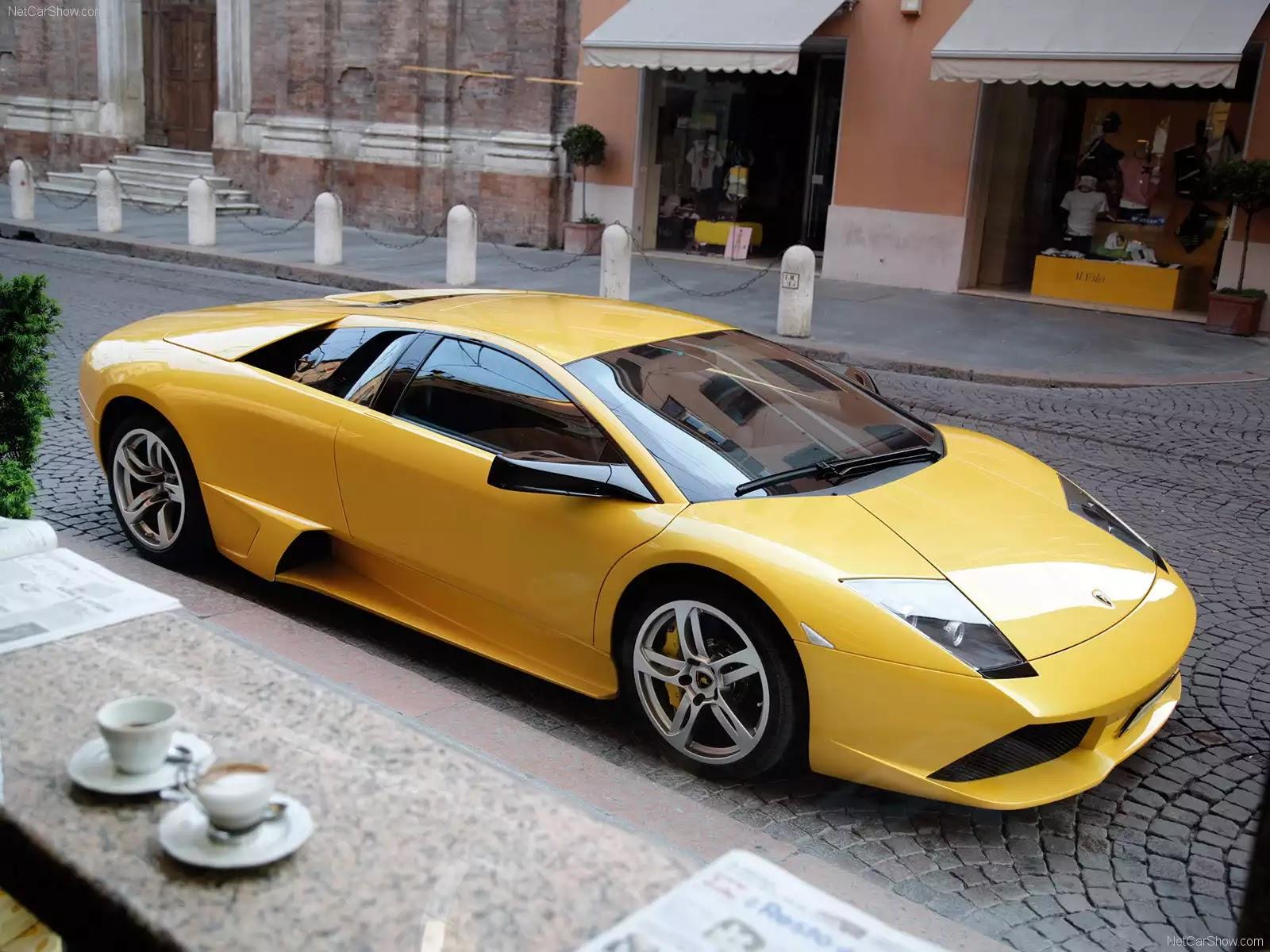Hình ảnh siêu xe Lamborghini Murcielago LP640 2006 & nội ngoại thất