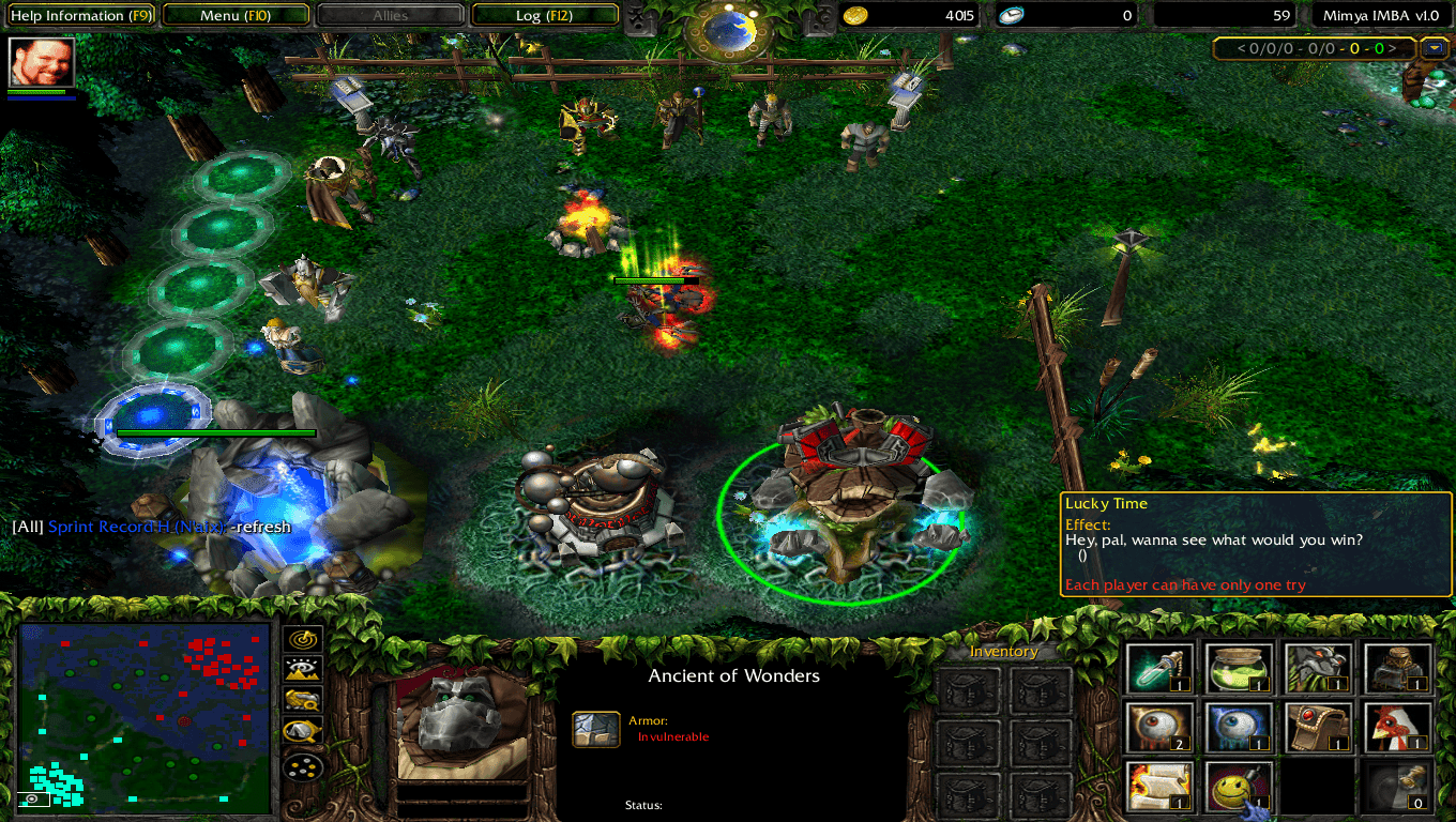 Download DotA Imba 3.86b AI Map | Download Map Dota Terbaru