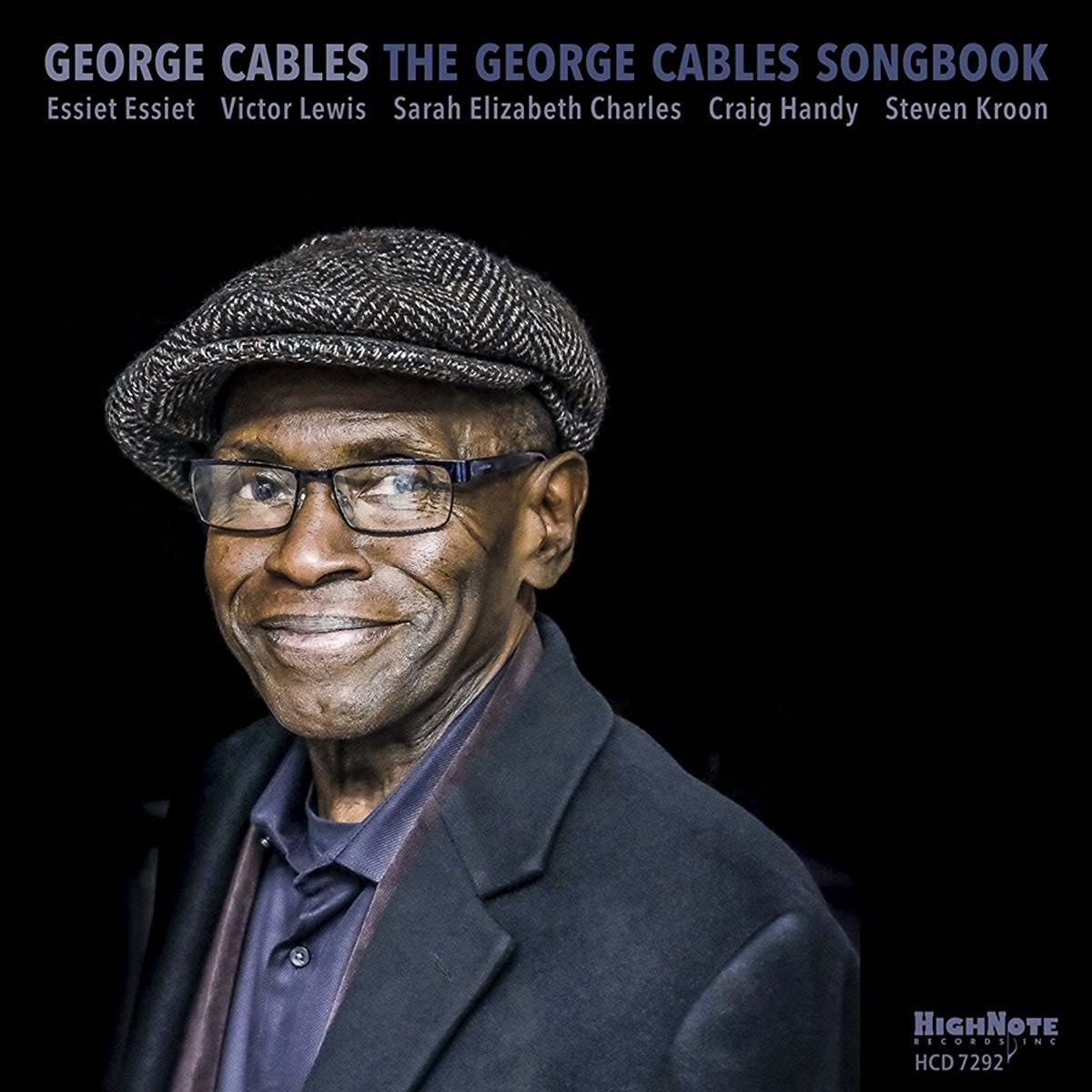 GEORGE CABLES:  GEORGE CABLES SONGBOOK