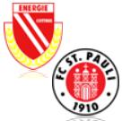 Energie Cottbus - FC St. Pauli