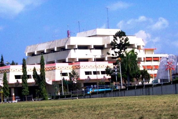 Kantor Gubernur Lampung. Kotabumi Lampung Utara