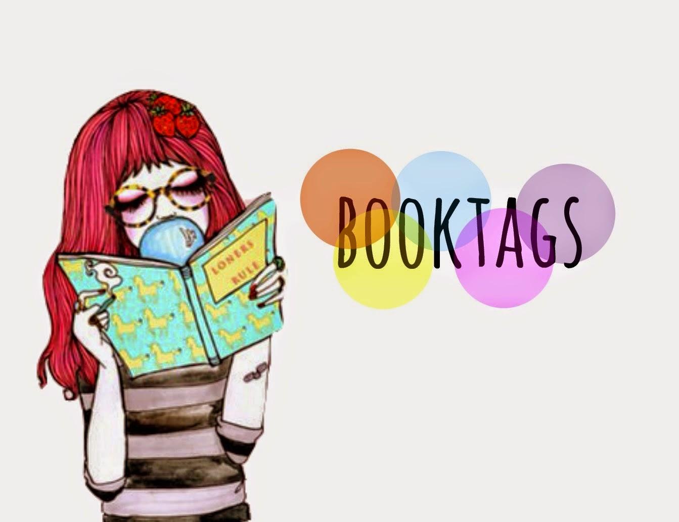 """Book tag #9: """"La cena literaria"""""""