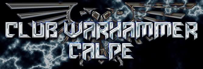 Club warhammer Calpe